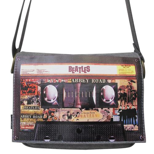 Tour Mini Bag BEATLES Retro 60s Canvas Mini Bag