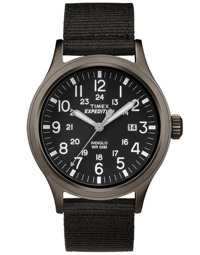 Expedition Scout TIMEX Retro Mod Utility Watch