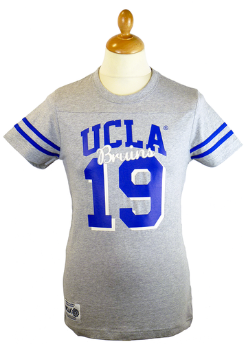 Mignon UCLA Retro Seventies Indie Sports T-Shirt