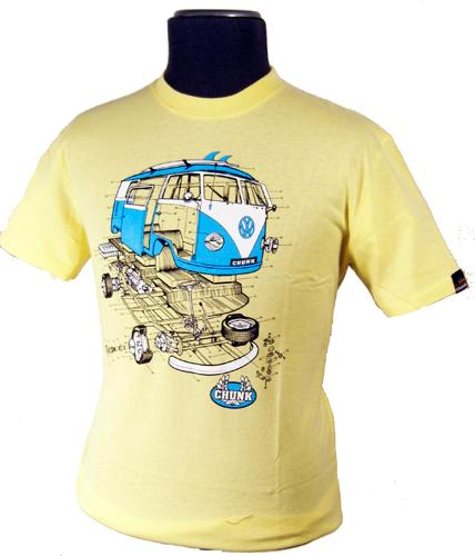 Sorry out of stock this is a vintage line which has for Vw t shirts men