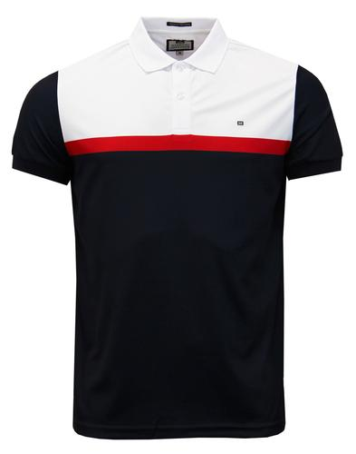 Cooper WEEKEND OFFENDER Retro 70s Panel Polo