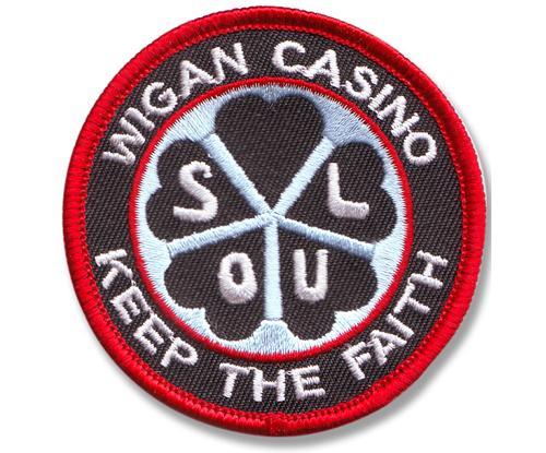 Wigan casino patches casino in vegas