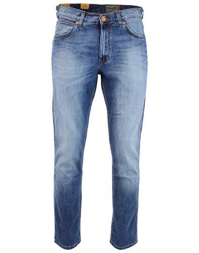 Wrangler Greensboro Jeans Straight Uomo