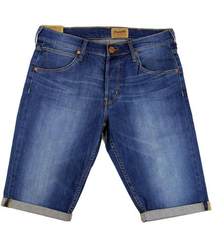 WRANGLER JEANS RETRO 70s DENIM SHORTS